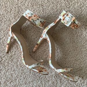 Raye Floral Sandals